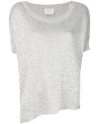 Snobby Sheep - Sparkly Knitted Top - Lyst