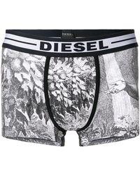 DIESEL - Umbx-damien Boxer Shorts - Lyst