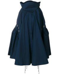 Antonio Berardi - Pleated Skirt - Lyst