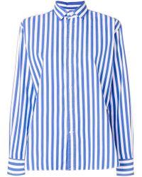 Polo Ralph Lauren | Striped Long-sleeved Shirt | Lyst