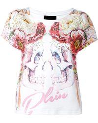 Philipp Plein - Double Face T-shirt - Lyst