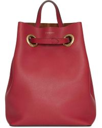 Burberry - The Leather Grommet Detail Backpack - Lyst