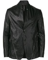 Transit - Fitted V-neck Jacket - Lyst