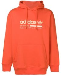 adidas - Kaval Graphic Hoodie - Lyst