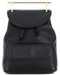 M2malletier | Mini Double Backpack | Lyst