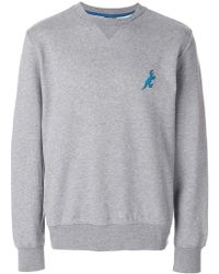PS by Paul Smith - Embroidered Dino Sweatshirt - Lyst
