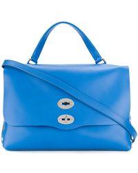 Zanellato | Double-lock Studded Bag | Lyst