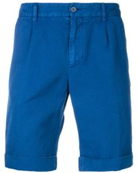 Aspesi - Tailored Fitted Shorts - Lyst