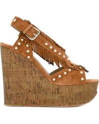 Ash - 'blossom' Sandals - Lyst