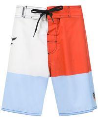 OSKLEN Beach shorts ZCA10wxU0U