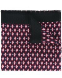 Marc Jacobs - Diamond Print Scarf - Lyst