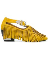Toga - Fringed Pumps - Lyst