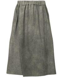 Moohong - Wide-leg Skirt Trousers - Lyst