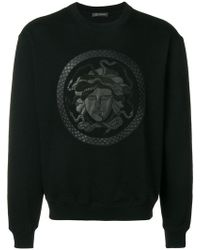 Versace - Medusa Sweatshirt - Lyst