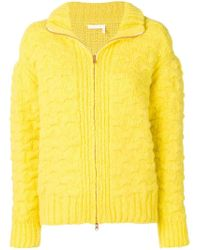 See By Chloé - Zipped Up Cardigan - Lyst