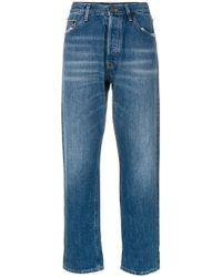 Dondup | Cropped Jeans | Lyst