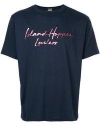 Loveless - Island Hopper T-shirt - Lyst