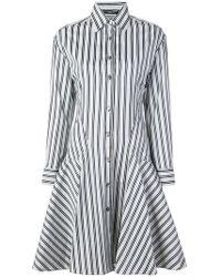 Derek Lam - Hemdkleid mit Knopfleiste - Lyst