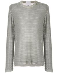 Lost and Found Rooms - Crew Neck Jumper - Lyst