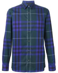 Burberry Brit - Camisa a rayas - Lyst