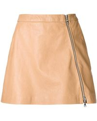 Guild Prime   Zip Up Skirt   Lyst