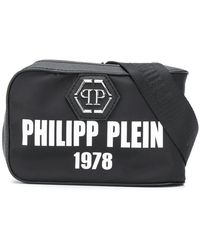 Philipp Plein - Logo Waist Bag - Lyst