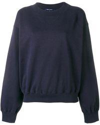 Sofie D'Hoore - Crew Neck Sweatshirt - Lyst