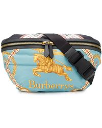 Burberry - Oversized Belt Bag - Lyst