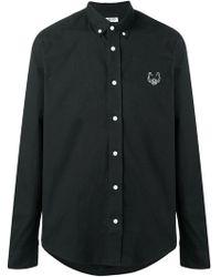 "KENZO - Black ""tiger Urban"" Shirt - Lyst"