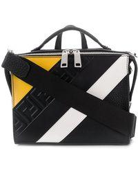 Fendi - Ff Motif Shoulder Bag - Lyst