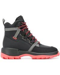 Camper - Lace Up Combat Boots - Lyst