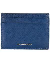 Burberry - Portacarte con motivo House Check - Lyst