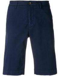 Canali - Bermuda Shorts - Lyst