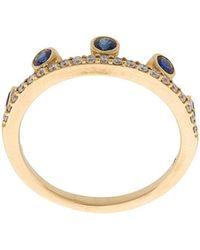 Khai Khai | Crown Ring | Lyst
