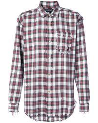 Mastermind Japan | Checked Shirt | Lyst