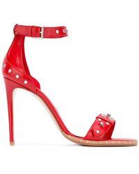 Alexander McQueen - Hobnail Sandals - Lyst