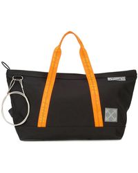 Off-White c/o Virgil Abloh - Holdall Tote - Lyst