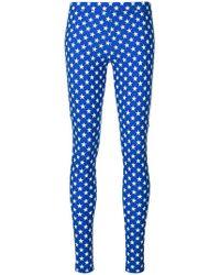 Givenchy - Star Print Leggings - Lyst