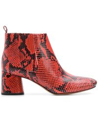 Marc Jacobs - Rocket Ankle Boots - Lyst