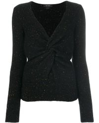 Isabel Marant - Knotted Jumper - Lyst