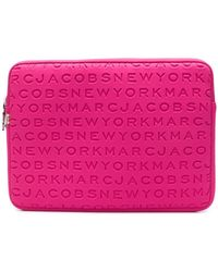Marc Jacobs - Embossed Laptop Case - Lyst