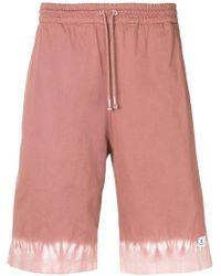 Department 5 - Tie Dye Bermuda Shorts - Lyst