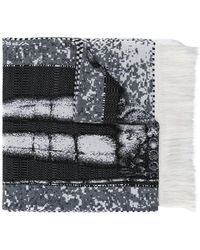 Y. Project - Multi-pattern Scarf - Lyst