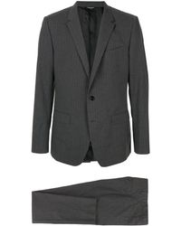 Dolce & Gabbana - Striped Formal Suit - Lyst