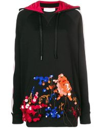 NO KA 'OI - Embellished Pocket Hoodie - Lyst