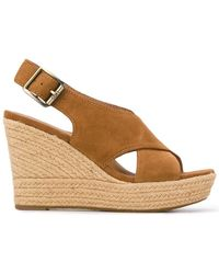 UGG - Harlow Wedge Sandals - Lyst