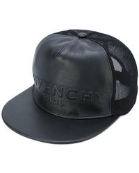 Givenchy - Logo Embossed Cap - Lyst