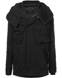The Viridi-anne - Boxy Hooded Jacket - Lyst