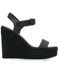 Kendall + Kylie - Wedged Sandals - Lyst