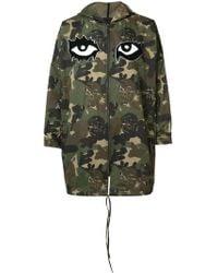 Haculla - Camouflage Print Coat - Lyst